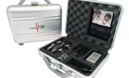 Lupy stomatologiczne ExamVision zestaw startowy