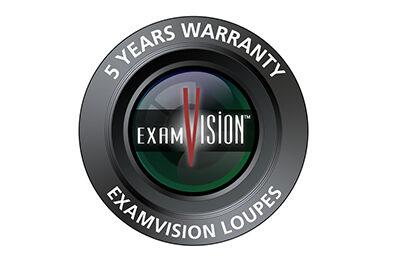 Lupy stomatologiczne ExamVision 5 lat gwarancji