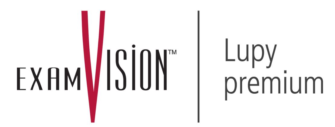 ExamVision Lupy premium